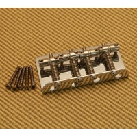 004-0798-049 Fender Standard Chrome Precision or Jazz Mexican Bass Bridge 0040798049