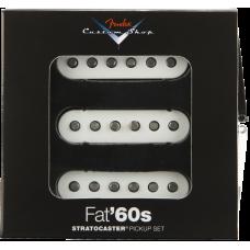 099-2265-000 Custom Shop Fat '60s White Stratocaster® Pickups 0992265000