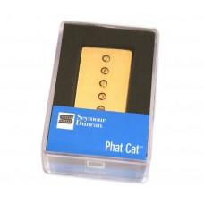 11302-16-GC Seymour Duncan Phat Cat Bridge Guitar Pickup Gold SPH90-1b