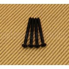 GS-0005-003 (4) Black Neck Plate Screws