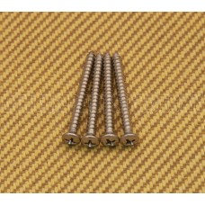 GS-0005-005 (4) Stainless Neck Plate Screws
