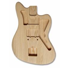JZMO Alder Replacement Body for Jazzmaster® Fender Guitar