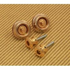 SLS1034G Dunlop Gold Dual Design Straplok System