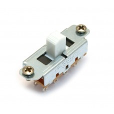001-7087-000 Switchcraft Slide Switch for Mustange/White Tip