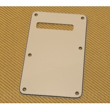 001-9649-000 Genuine Fender 3-Ply Parchment Strat Backplate