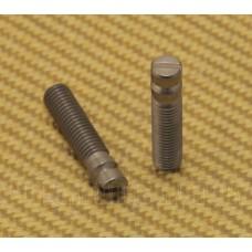 002-8957-049 Genuine Fender Steel American Series Bridge Pivot Screws (2)
