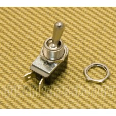 003-6572-000 Fender Amp Toggle Switch SPST with Mounting Nuts 0036572000