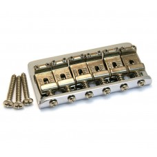 003-7592-049 Fender USA '62 Strat/Stratocaster Chrome Hardtail Bridge 0037592049