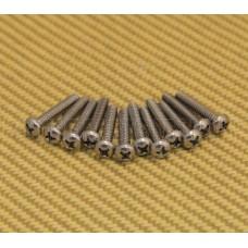 004-8631-049 Fender USA Vintage Noiseless  Pickup Mounting Screws