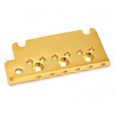 004-9740-000 Fender Lefty Deluxe Bridge Plate Gold