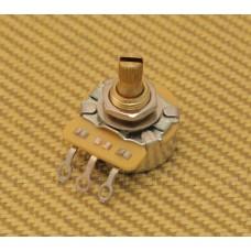 005-0666-000 CTS 250K Split Shaft No Load Potentiometer Volume/Tone