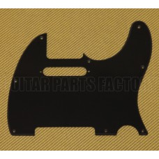 005-3191-000 Fender 1-Ply Black Pickguard for Tele