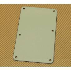 005-4030-000 Genuine Fender Solid Mint Back Plate Deluxe Stratocaster/Strat