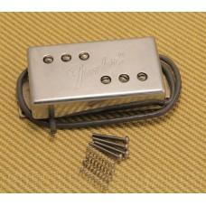 005-4200-049 Fender '72 Telecaster Wide Range Humbucker Chrome Bridge Pickup 0054200049