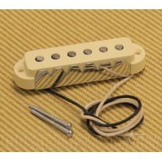 005-4491-000 Fender Aged White AVRI USA Jaguar Guitar Neck Pickup