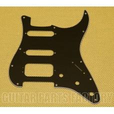 005-5267-000 Genuine Fender American Deluxe Strat Pickguard Black HSS 0055267000