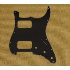 005-5268-000 Genuine Fender H/H 3-ply Black Stratocaster/Fat Strat Pickguard