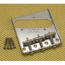 005-6069-TSB Fender USA 62 Telecaster/Tele Custom Bridge w/ Threaded Saddles