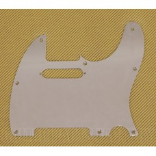 005-8126-000 Fender Metal Chrome Standard 8-Hole Telecaster Pickguard