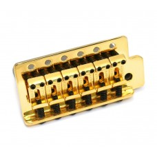 005-9561-000 Fender Mexican/Squier Gold Tremolo Block for Stratocaster/Strat