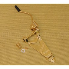006-0145-100 Genuine Gretsch Bigsby USA GOLD B6GW Guitar Vibrato Wire Tailpiece