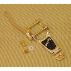 006-0151-100 Gretsch Bigsby Left-Handed Gold B7 Tailpiece