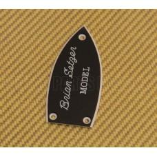 006-0903-000 Gretsch Brian Setzer Nashville Model Guitar Black Truss Rod Cover