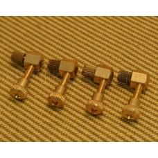 006-2490-000 Fender Gold Resonator Bolt Set For FB-59