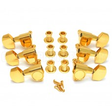 006-9713-000 Genuine Gretsch 3+3 Electromatic Gold Tuner Set