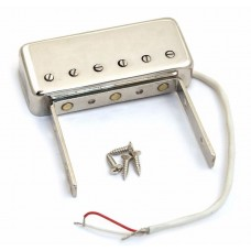 006-9871-000 Genuine Gretsch Nickel Neck Mount Jazz Style Guitar Pickup 0069871000