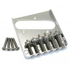 007-3889-000 Fender Squier® Vintage Modified Tele® Thinline 6 Saddle Bridge