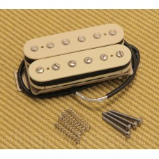 007-6235-000 Aged White Fender Jaguar HH Enforcer Humbucker Bridge Pickup w/Screws