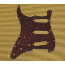 007-7486-000 Fender Lefty Squier Toirtoise Strat Pickguard