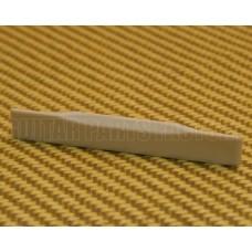 007-7553-000 (1) Genuine Fender Standard Ukulele Bridge Saddle Plastic