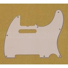 009-4218-049 Genuine Fender Parchment Pickguard For '64 Vintage Telecaster Tele