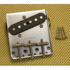 009-4553-000 Fender Left-Handed AVRI PAT NO. '64 Telecaster Bridge & Pickup Assembly