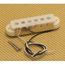 009-7220-000 Squier by Fender Duncan Designed JG-101B Bridge Pickup Aged White
