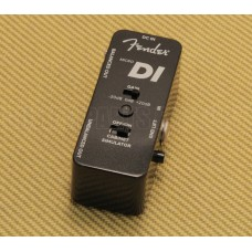 023-4513-000 Fender Micro DI Direct Box Effects Pedal/Stomp Box for Guitar/Bass