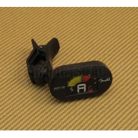 023-9978-100 Fender FCT-12 Chromatic Color Clip-On Tuner