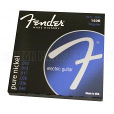073-0150-406 Fender .010-.046 Original 150 Guitar Strings