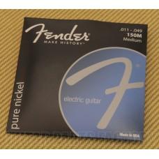 073-0150-408 Fender .011-.049 Original 150 Guitar Strings 0730150408