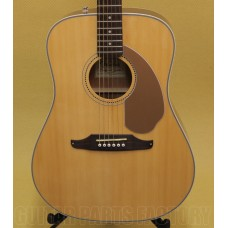 096-8606-021 Fender Sonoran S Natural Acoustic Guitar w/ Strat Neck So-Cal