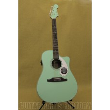 096-8641-057 Fender Sonoran SCE Surf Green Acoustic Electric Guitar