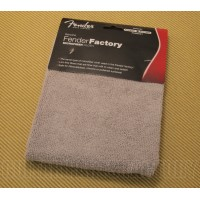 099-0523-000 Fender Factory Microfiber Guitar/Bass Polishing Cloth 0990523000