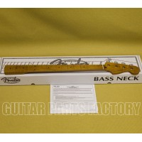 099-0702-920 Fender Roasted Maple Jazz Bass Replacement Neck 0990702920