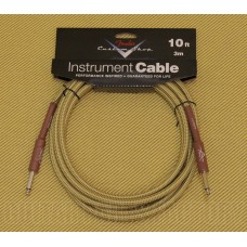 099-0820-028 Fender Custom Shop Cables Straight-Right Angle 10ft