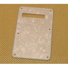 099-1328-000 Fender Modern Slot Tremolo Backplate Aged Pearl Stratocaster/Strat 0991328000