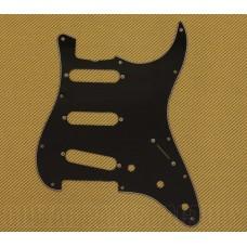 099-1345-000 Genuine Fender '62 Stratocaster Guitar Pickguard 3-Ply Black 0991345000