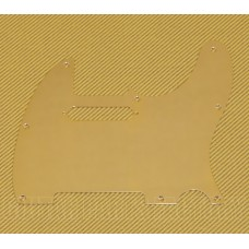099-1355-200 Genuine Fender USA Standard Telecaster/Tele Gold/Brass Pickguard