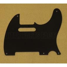 099-2019-000 Fender '52 Tele 1-Ply Black Pickguard